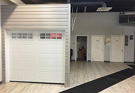 Garage Door Showroom Maryland
