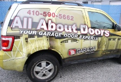 garage door repairs maryland
