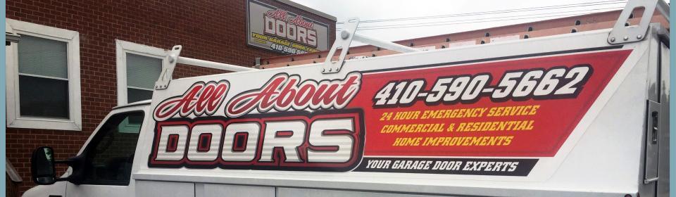 All About Doors Garage Door Replacement Maryland Garage Door ...